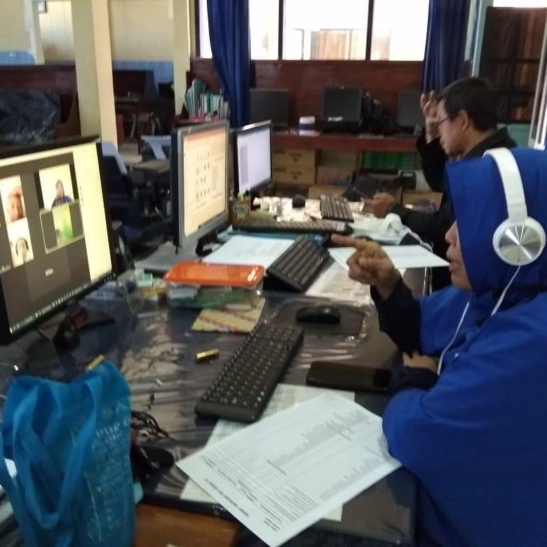 Sukses Pembelajaran Jarak Jauh, Kerja Keras Seluruh Komponen Sekolah