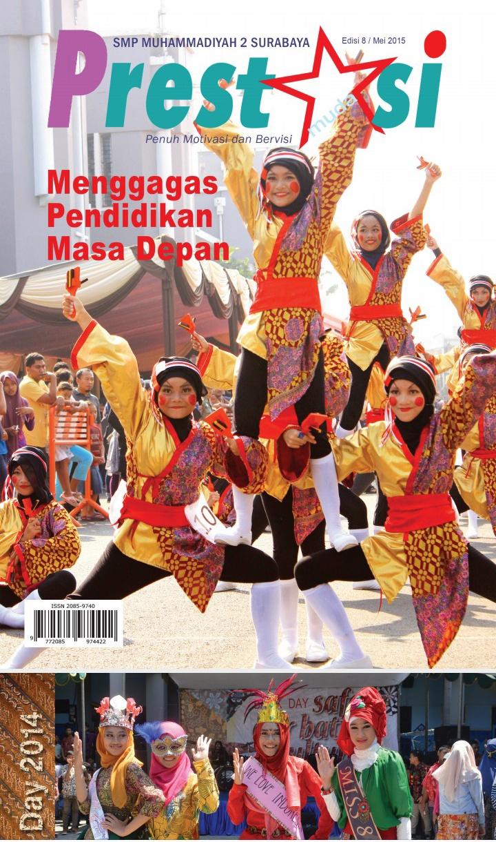 Majalah Prestasi Edisi Tahun 2015