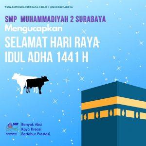 Read more about the article Kumpulan Khutbah Idul Adha 1441 H