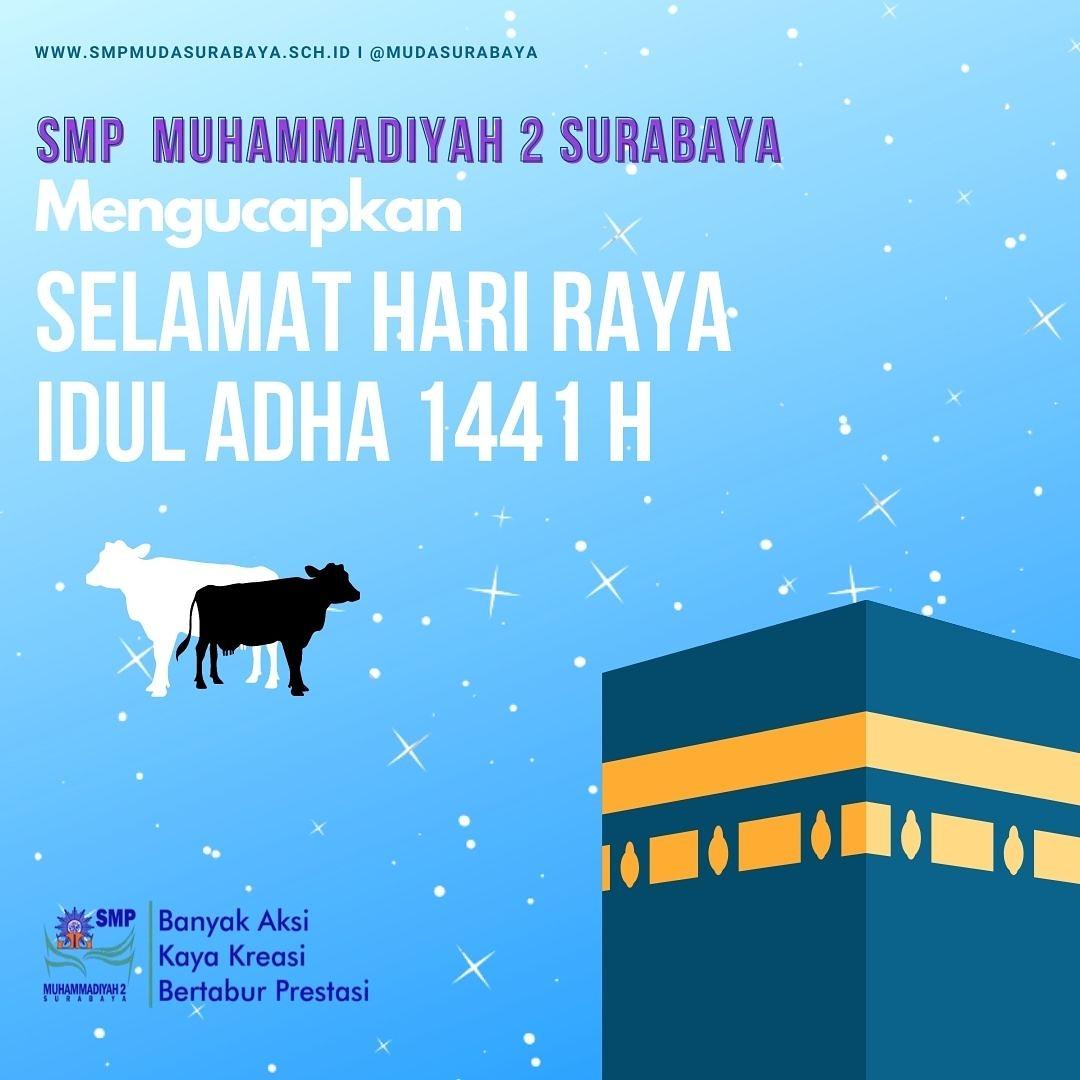 Kumpulan Khutbah Idul Adha 1441 H